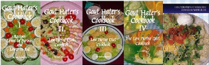 All Four Cookbooks Plus DVD